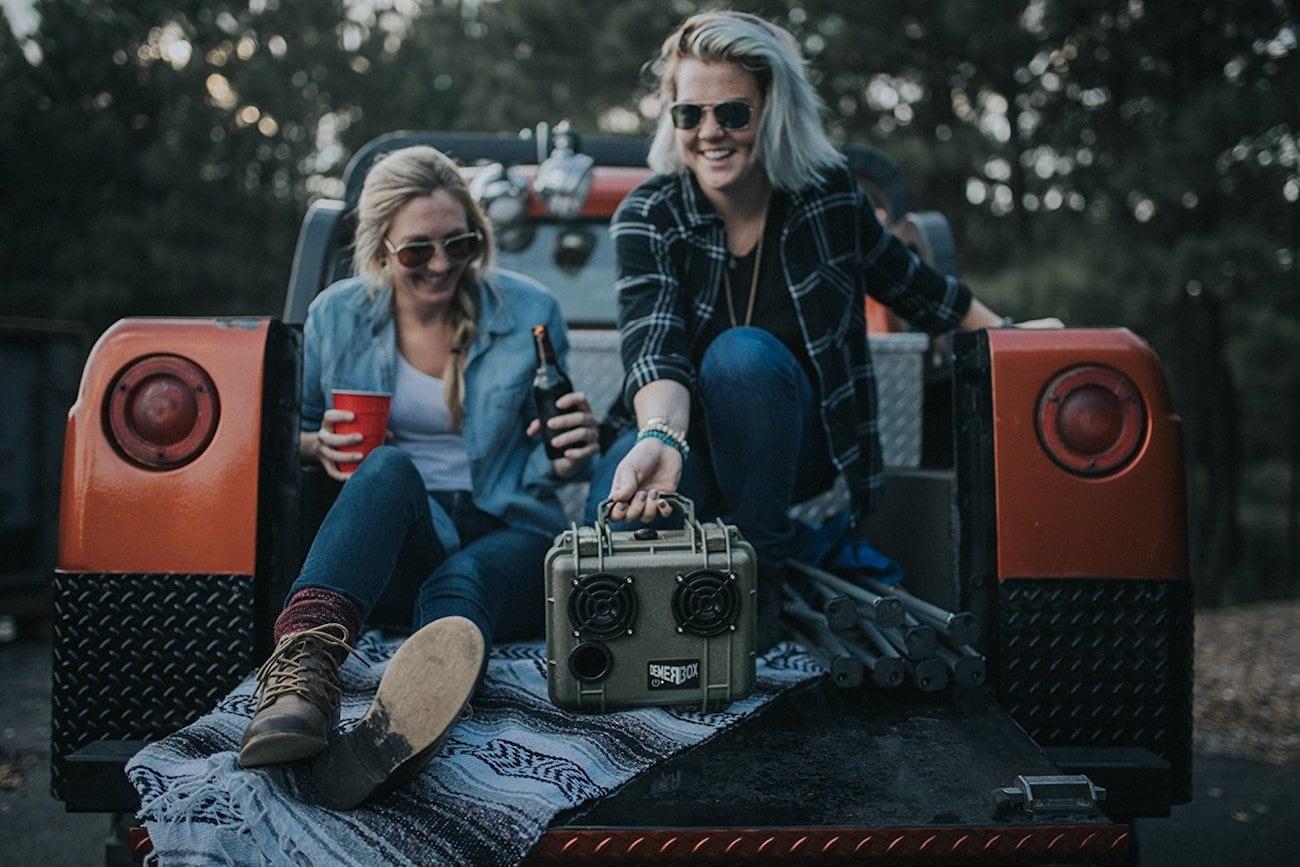 DemerBox+Weatherproof+Bluetooth+Speaker