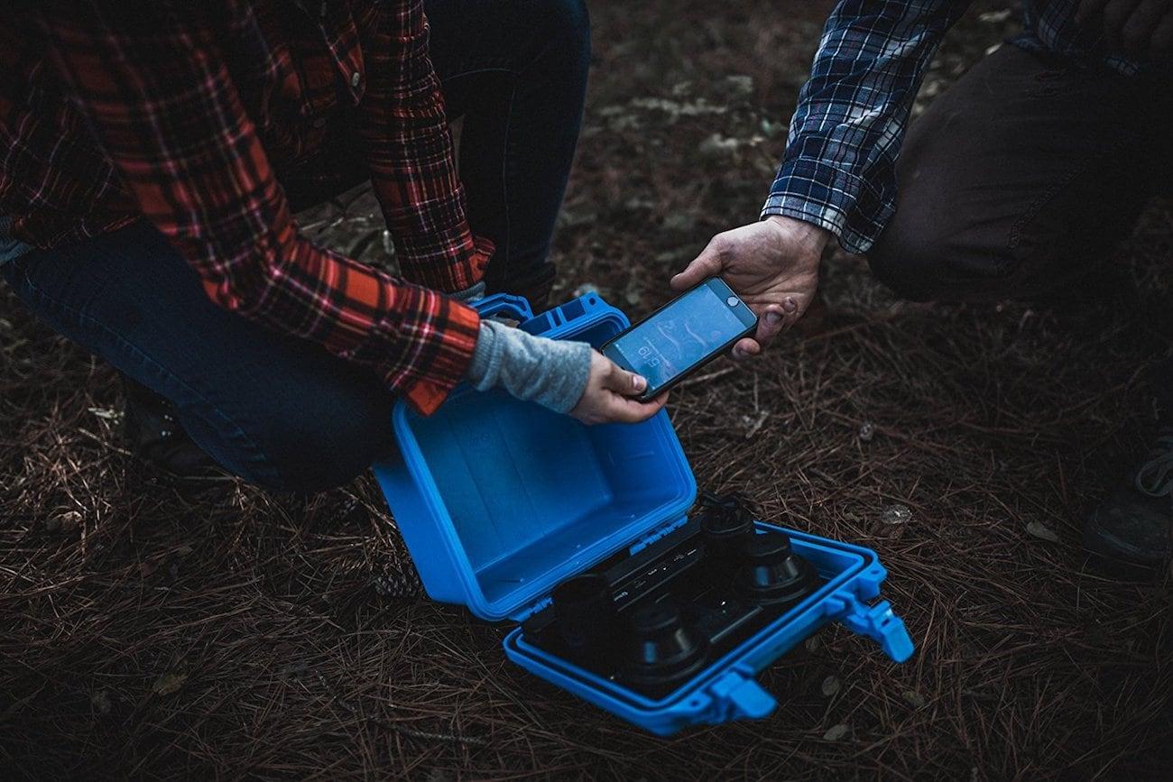 DemerBox Weatherproof Bluetooth Speaker