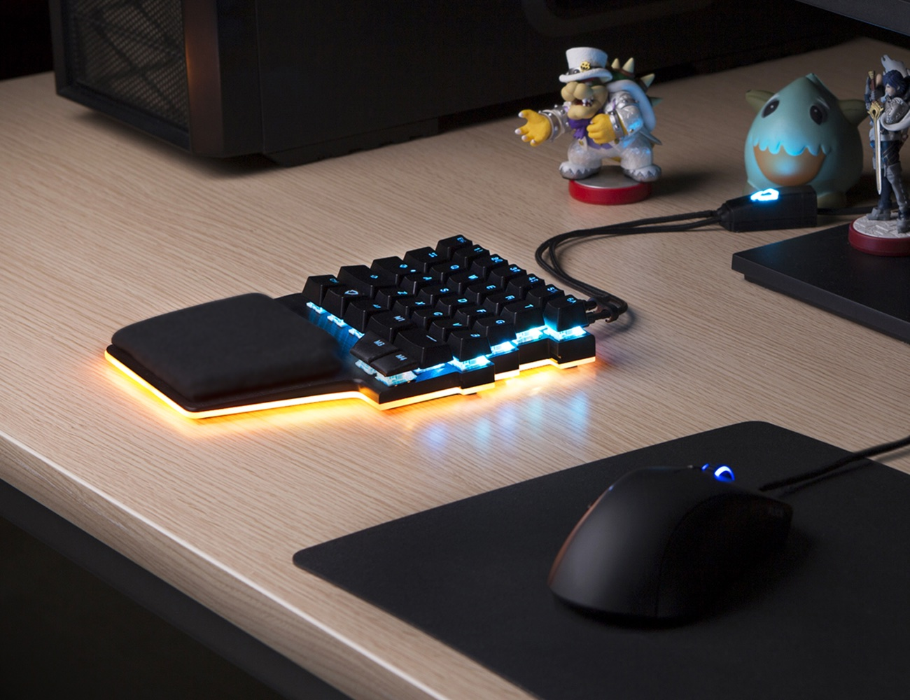Dygma Raise Advanced Gaming Keyboard
