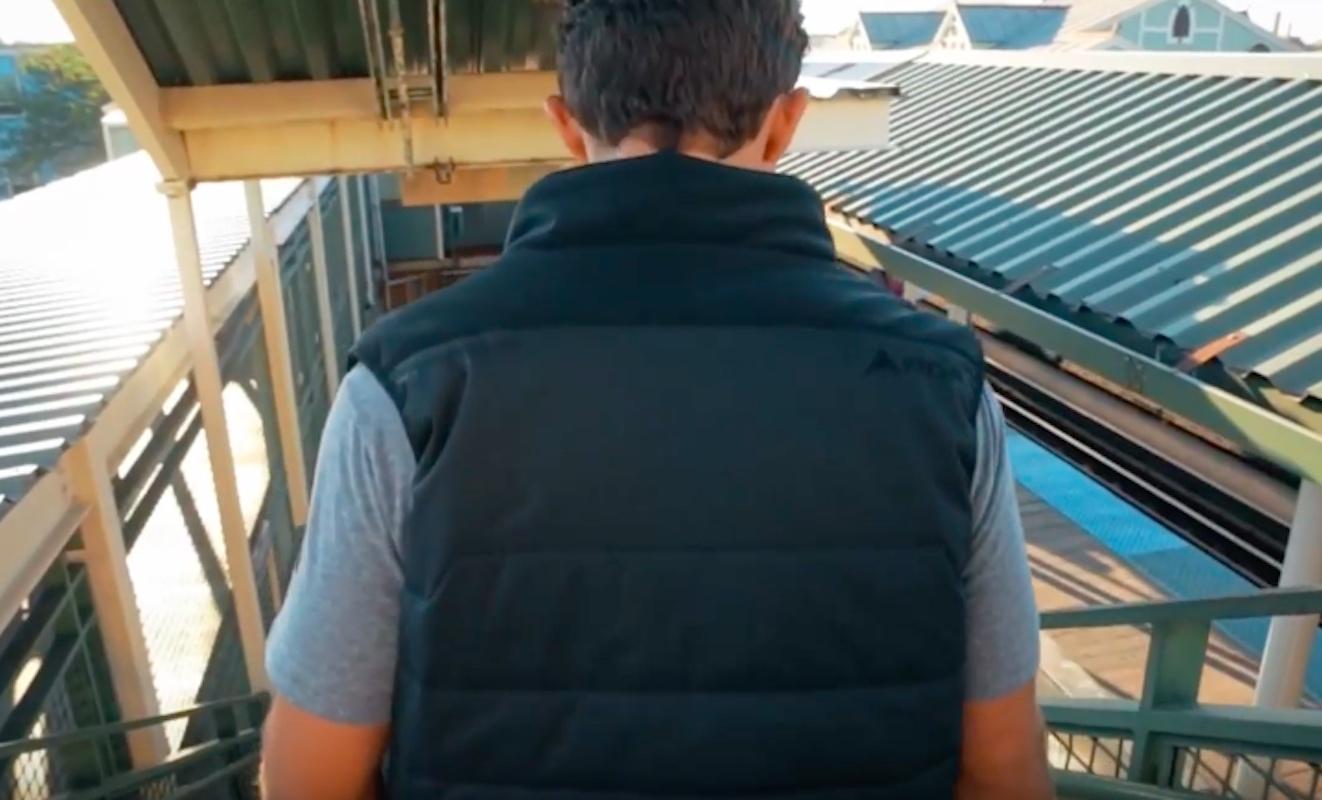 FNDN Unisex Heated Vest