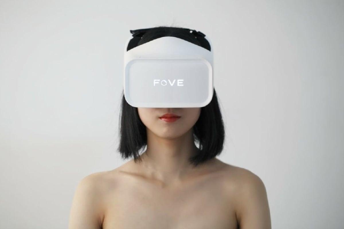FOVE – Eye Tracking VR Headset