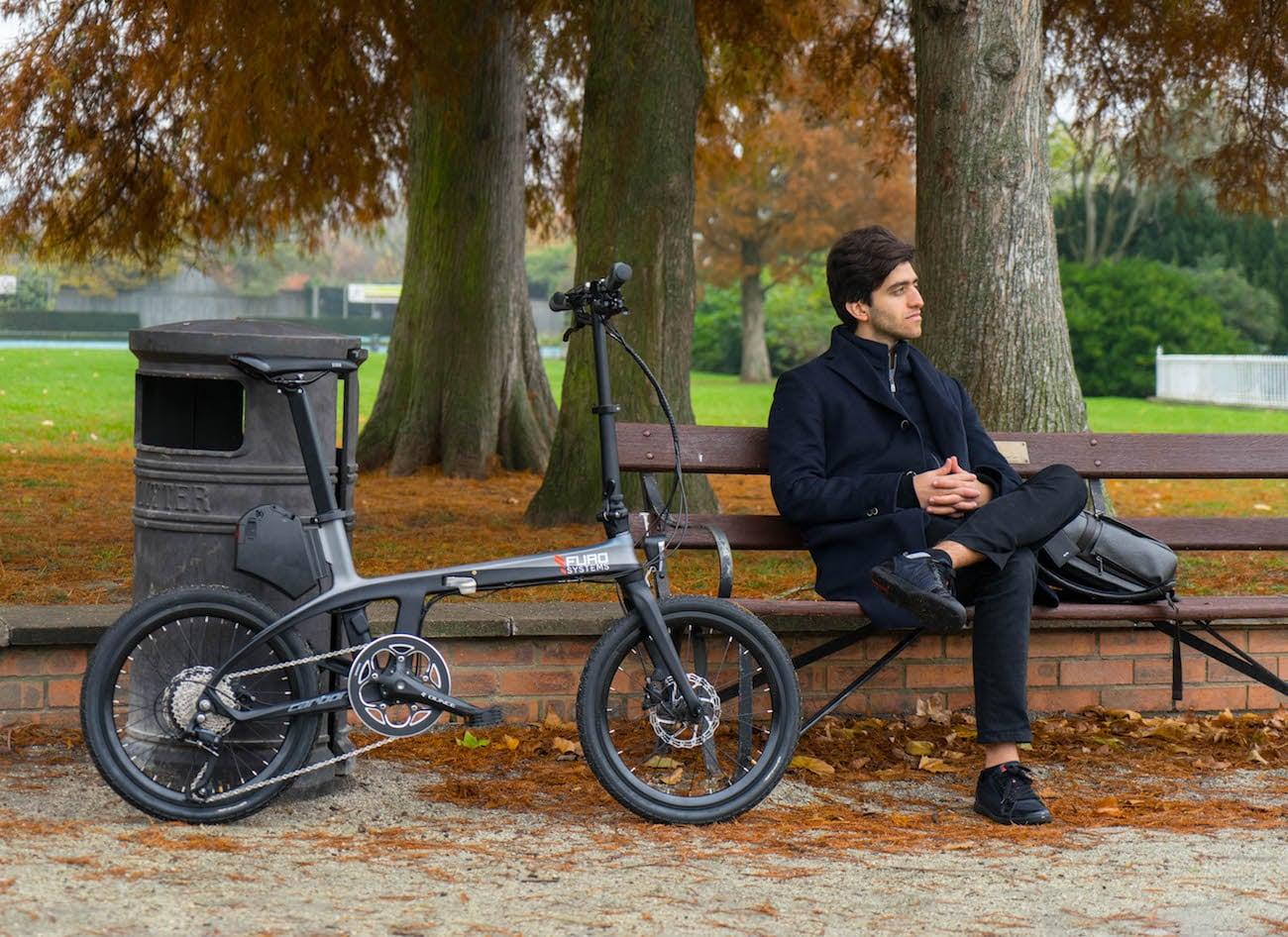 FURO X-Series Full Carbon Folding E-Bikes