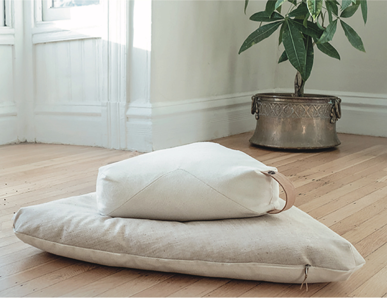 Full Modern Meditation Cushion