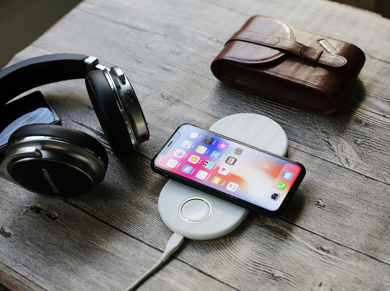 Funxim Wireless Apple Charging Mat