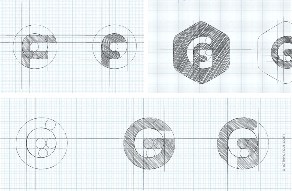Evolving Gadget Flow's brand with another circus. Design Process 5