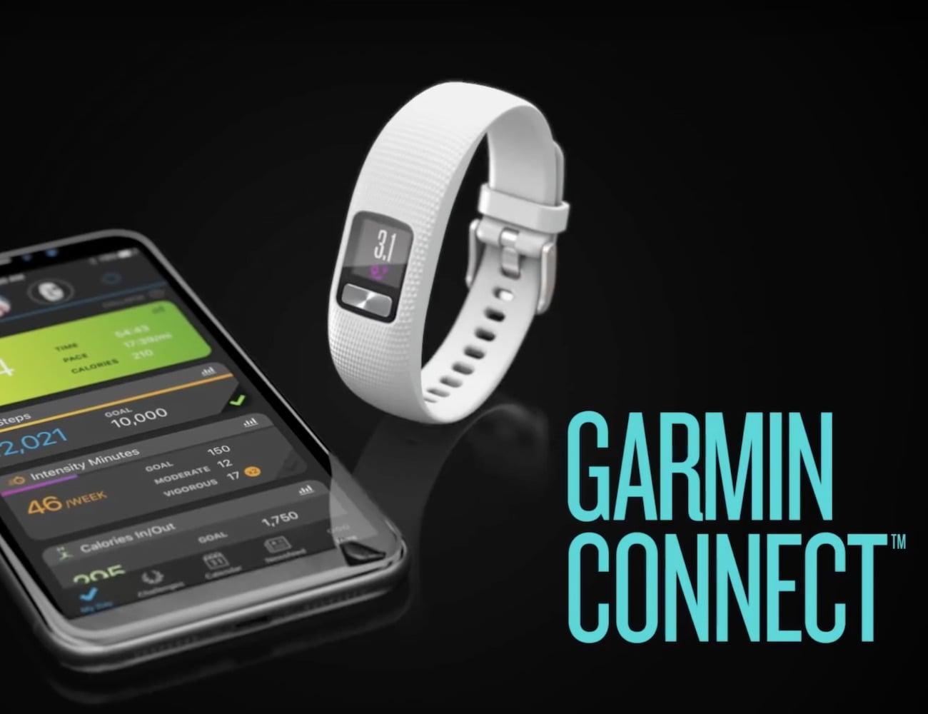 how to use garmin vivofit 4