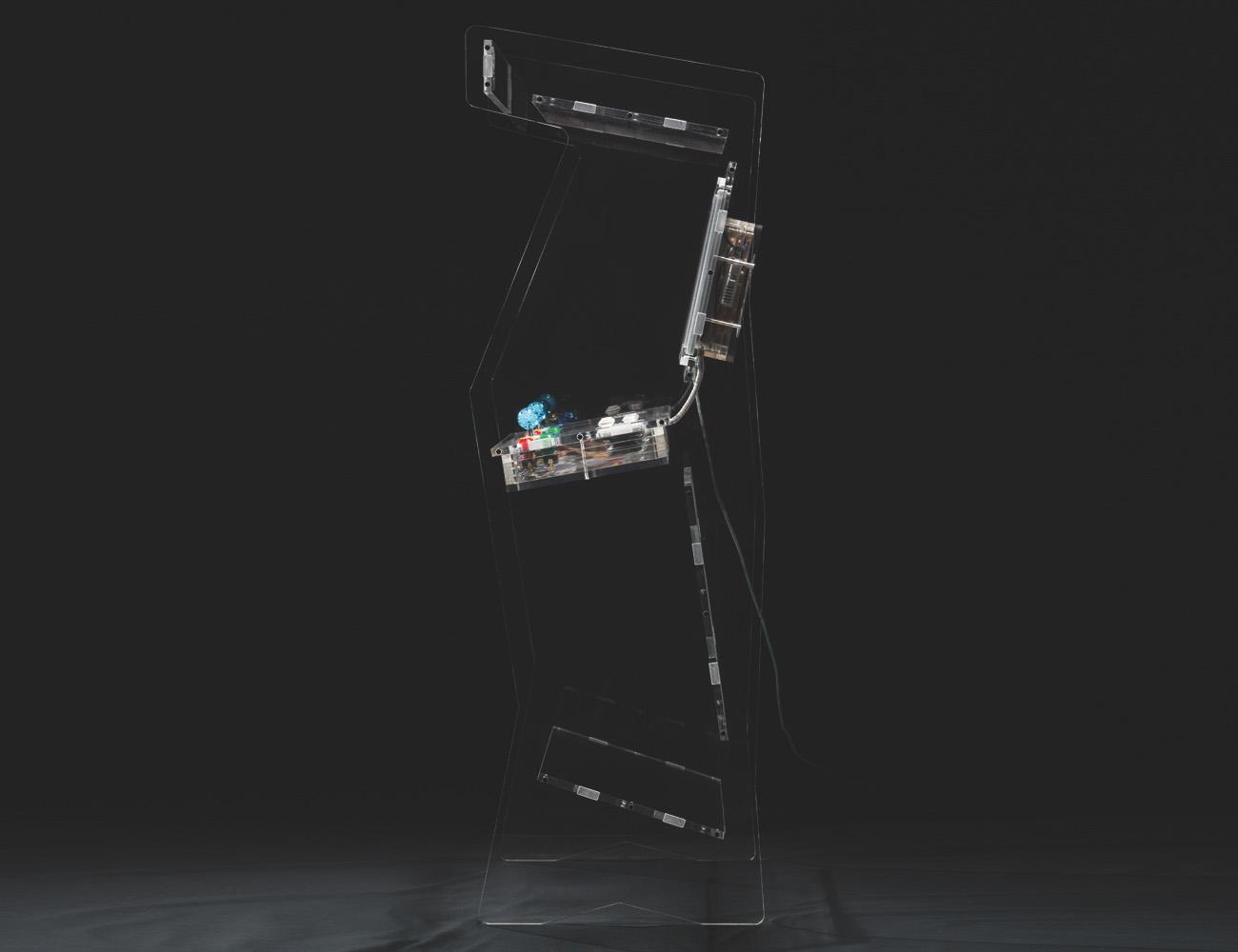 Ghost – 0.1 Luxury Arcade Jamma Unit