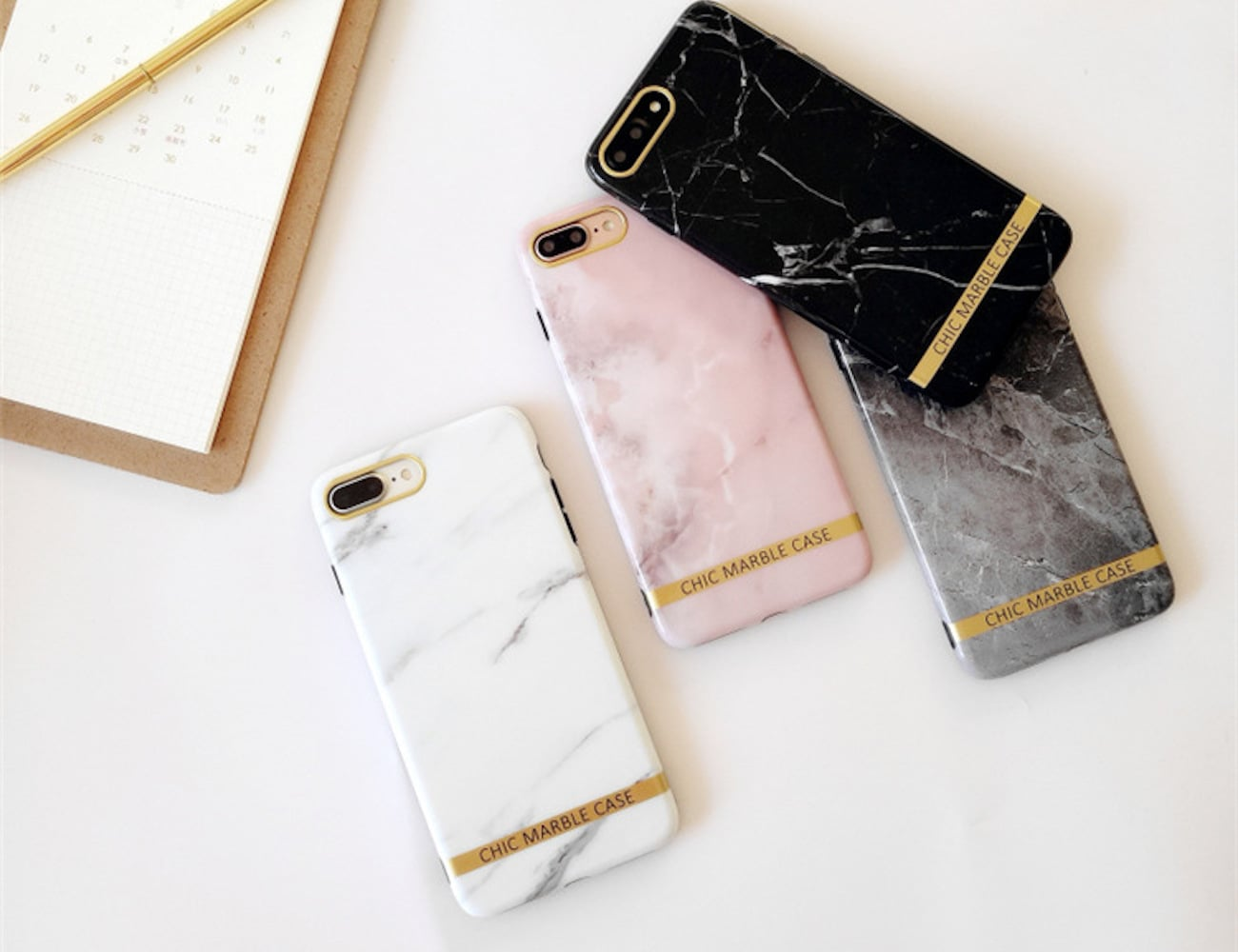 new product 932e2 1952e Glossy Marble iPhone Case