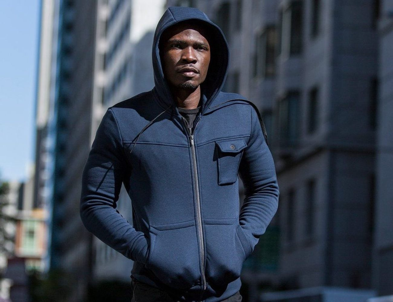 Grandmaster High-Performance Tailored Hoodie