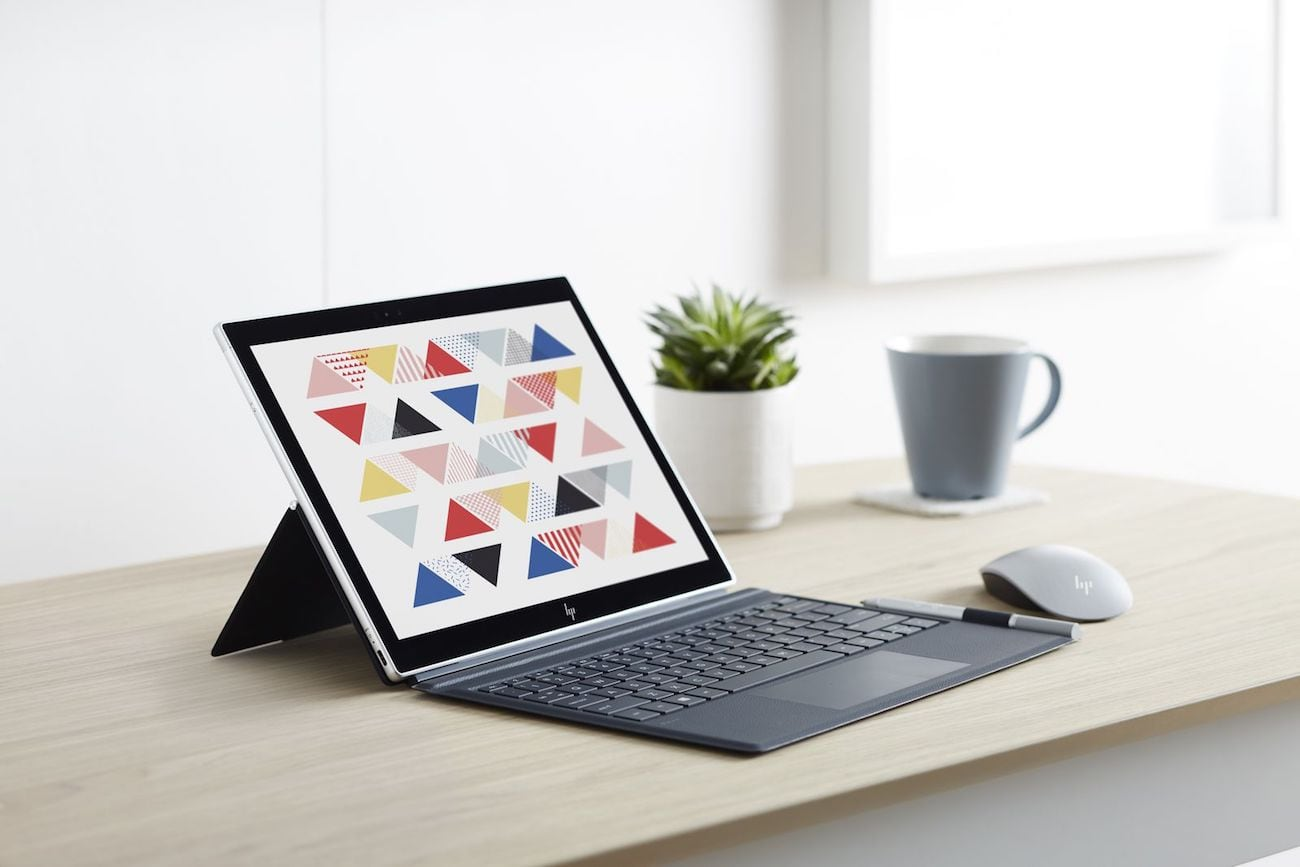 HP ENVY x2 Always-On ARM Laptop