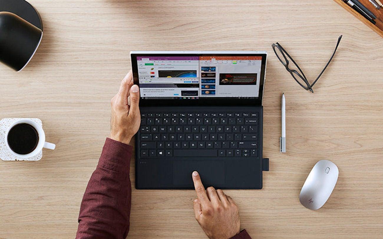 HP ENVY x2 Always-On ARM Laptop