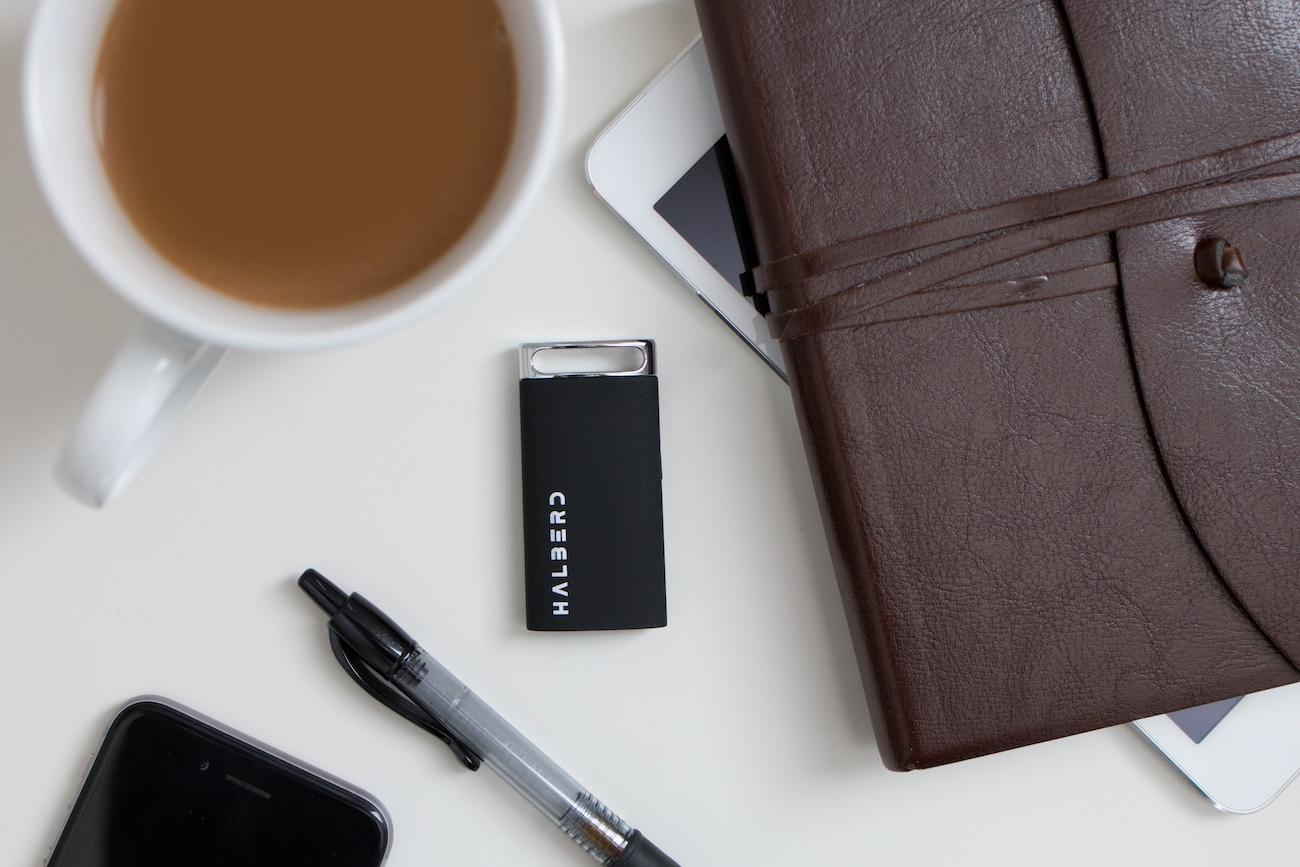 Halberd Smart Bluetooth Key