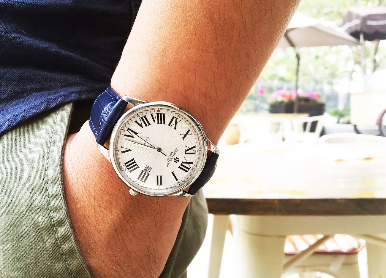 Hephaestus Master Custom Engraving Watches