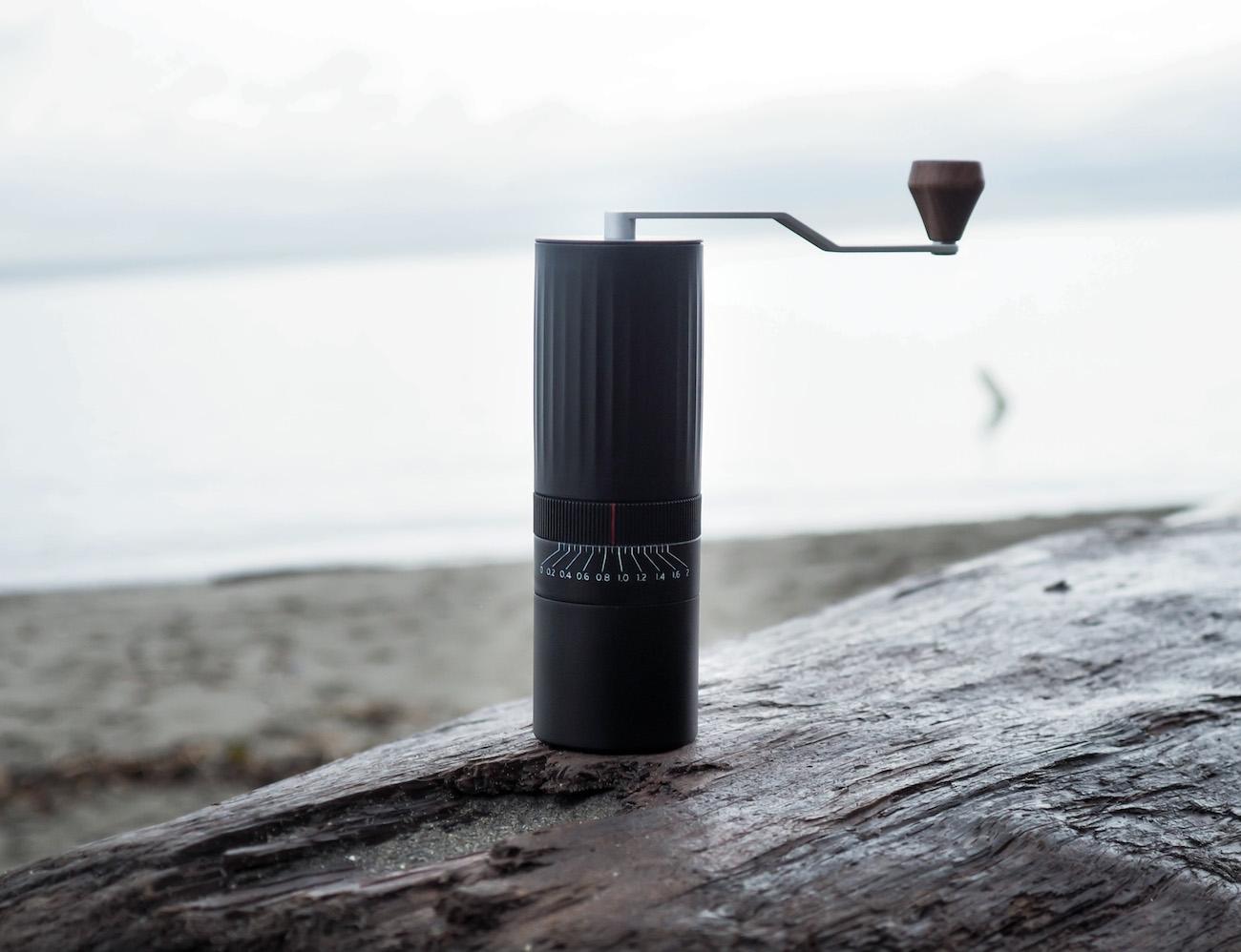Hiku Premium Hand Coffee Grinder