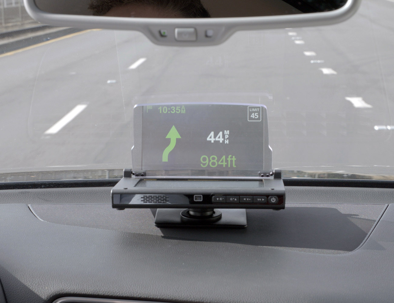 Hudly Wireless Portable Head-Up Display