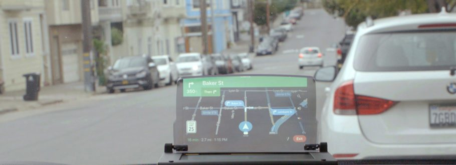 Hudly Makes It Easy for Drivers to Keep Their Eyes on the Road