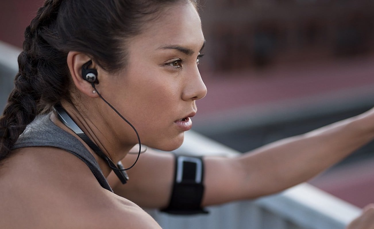 JBL UA Sport Wireless Flex Headphones