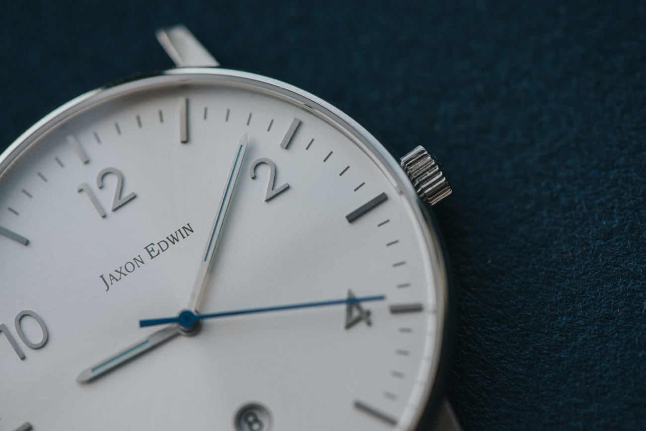 Jaxon Edwin Timeless Minimalist Watches