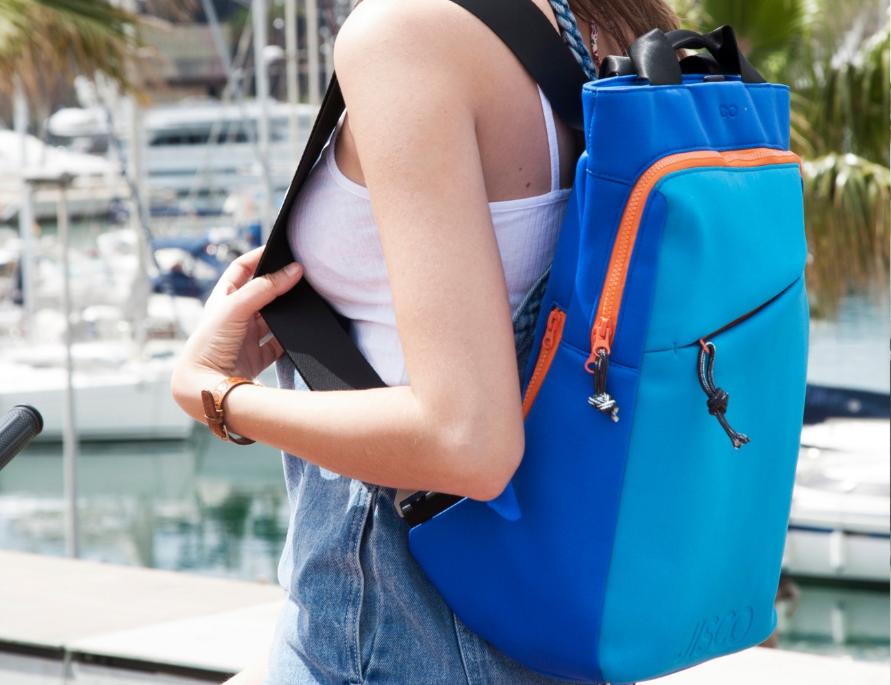Jisco Style Scuba Urban Backpack