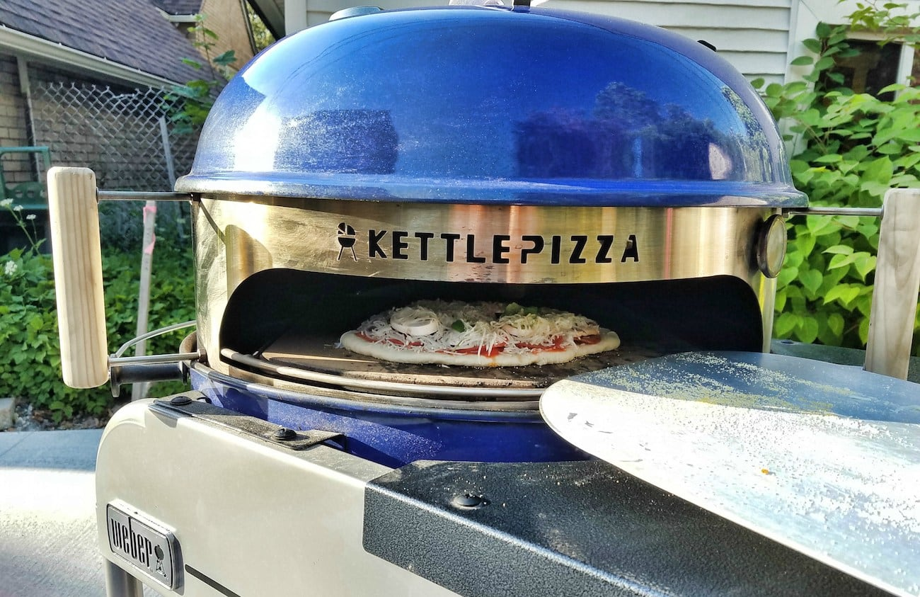 KettlePizza+Wood-Fired+Pizza+Oven+Kit