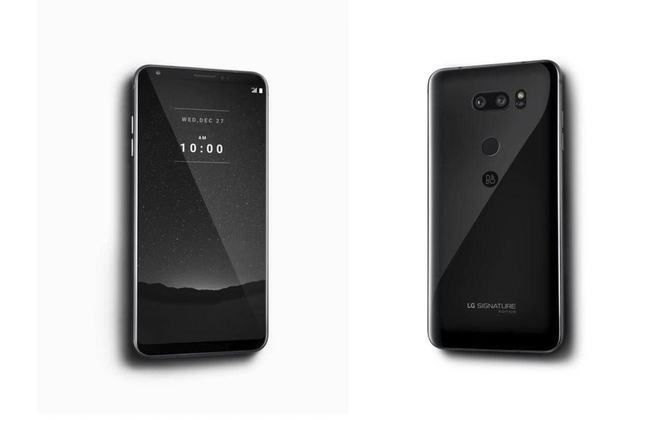 LG Signature Edition Smartphone