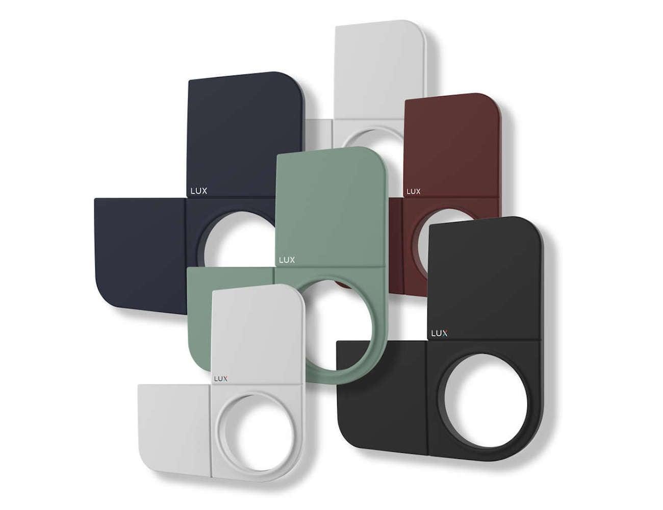 Lux Kono Smart Home Thermostat 187 Gadget Flow