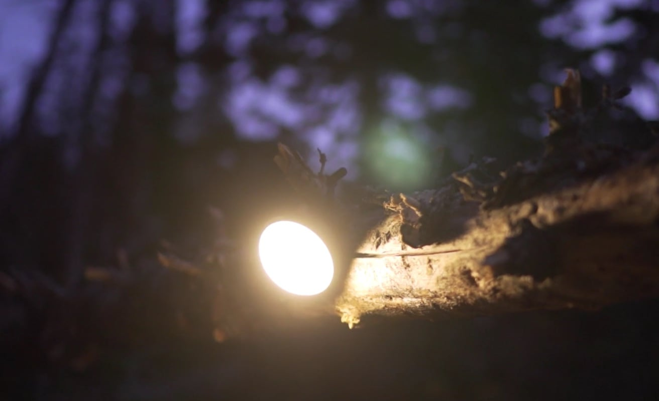 Lander Cairn Rechargeable Camping Lantern