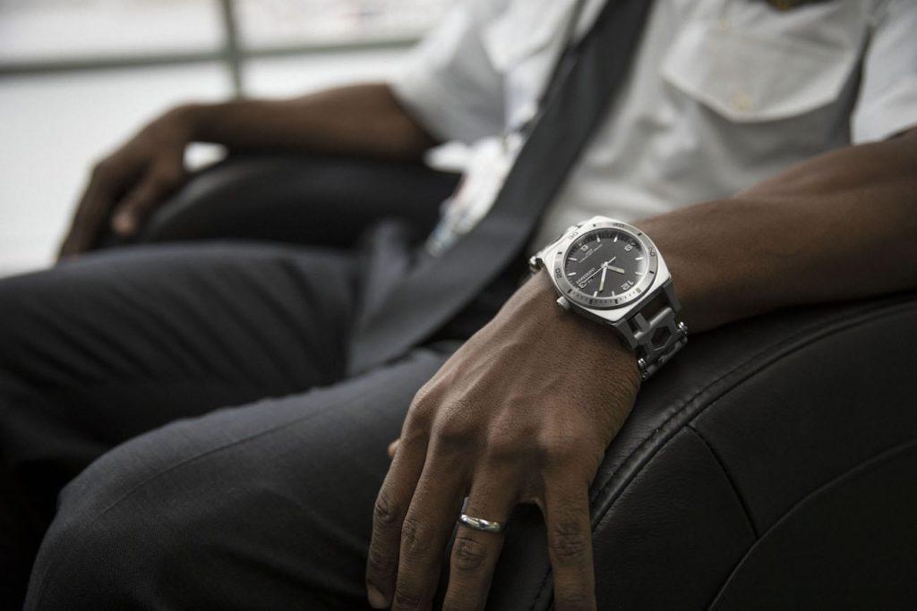 Leatherman+Tread+Tempo+Multitool+Timepiece