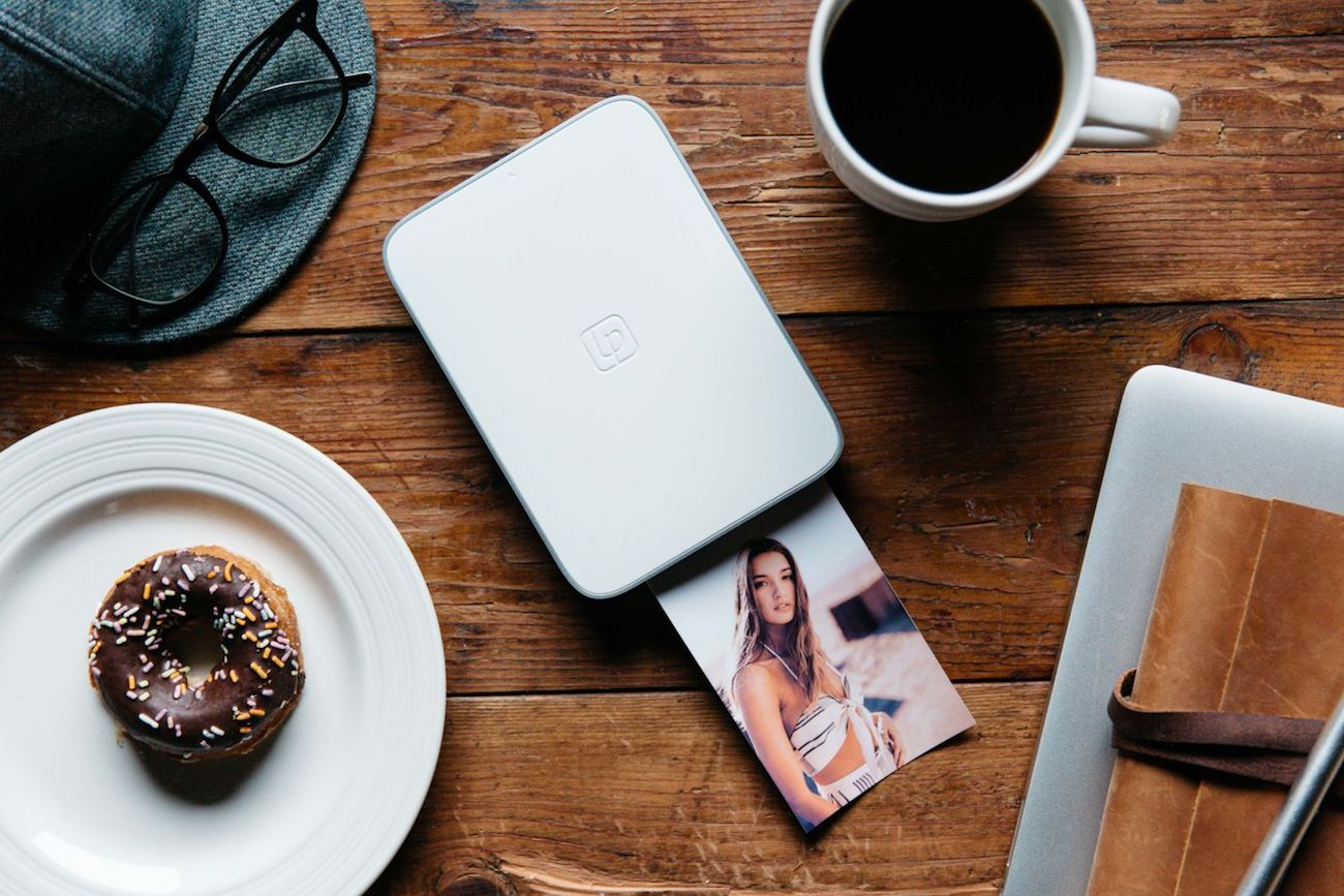 Lifeprint Smartphone AR Photo Printer