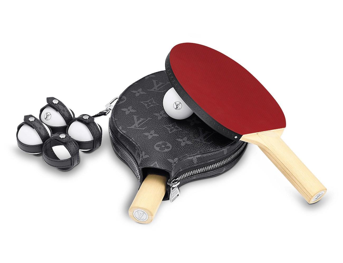 Louis Vuitton Luxury Ping Pong Set