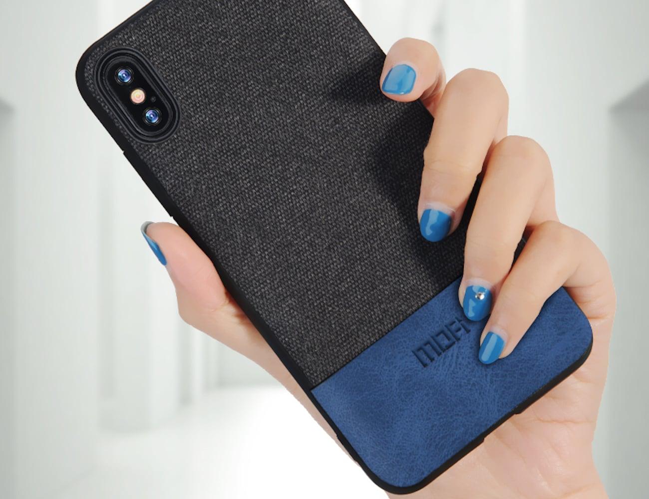 Iphonex Phone Cases: MOFI Silicone Edge IPhone X Case » Gadget Flow
