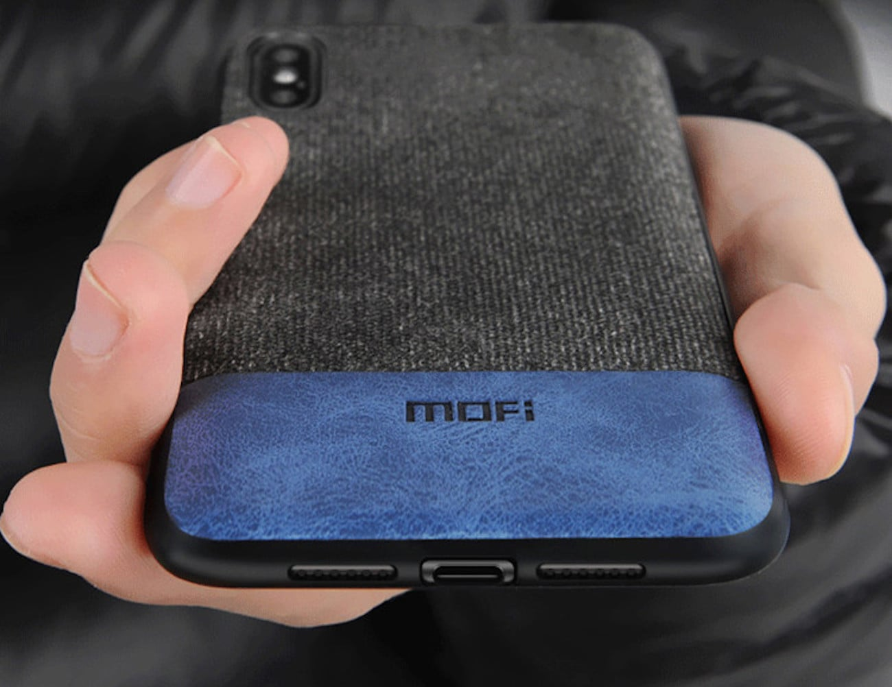 MOFI Silicone Edge iPhone X Case