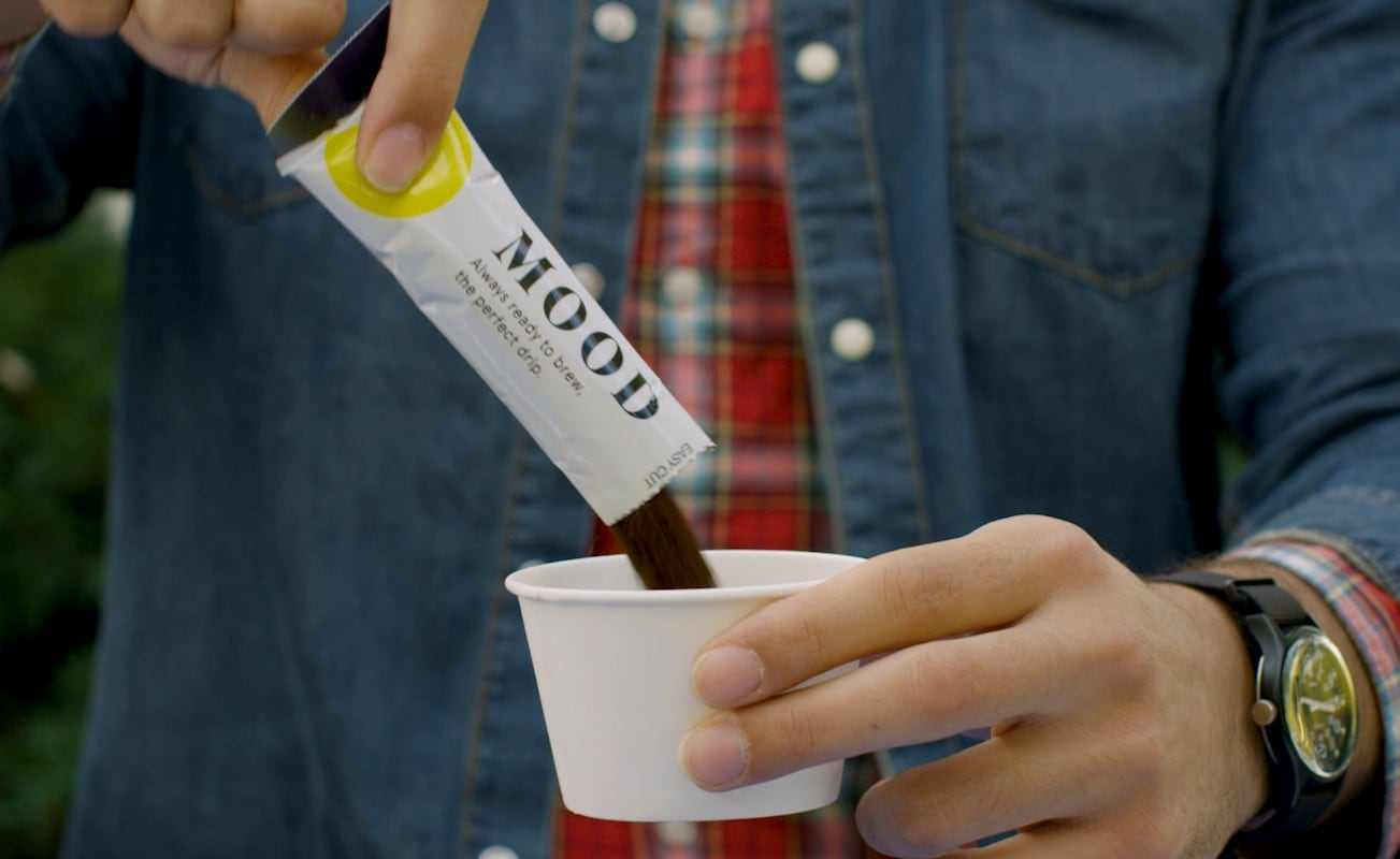 MOOD Portable Coffee Drip Kit