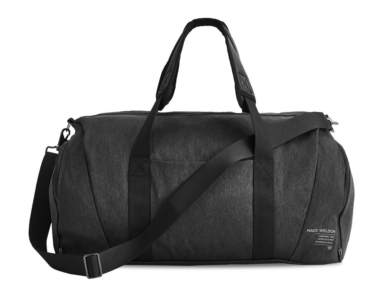 Mack Weldon Ion Charging Weekender Bag