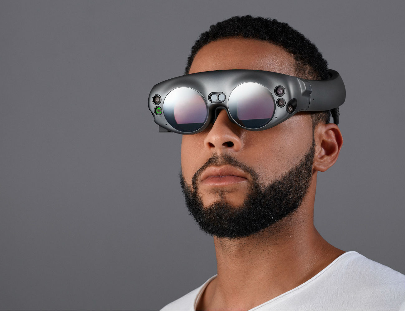 Magic Leap One AR Goggles