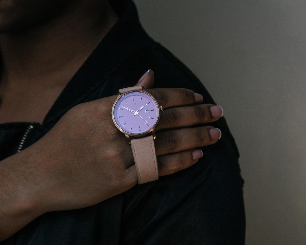 Margaux & Camilla Elegant Swiss Movement Watch