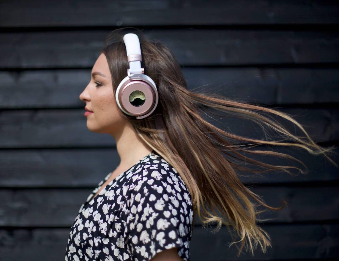 Meters OV-1B Luxury Over-Ear Headphones