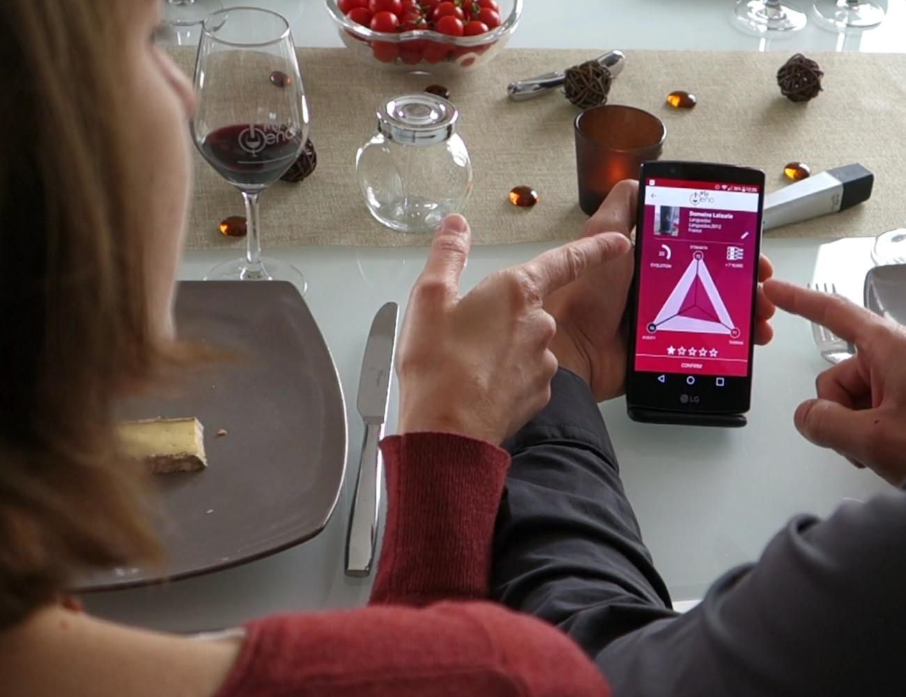 MyŒno Smart Wine Scanner