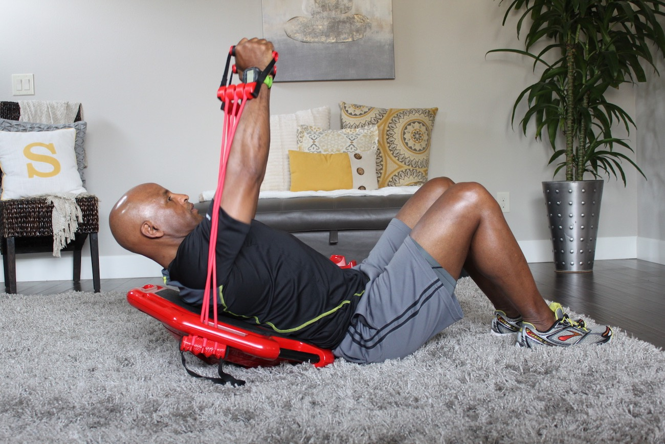 OctoFit Is the Secret to Successful Home Training Sessions