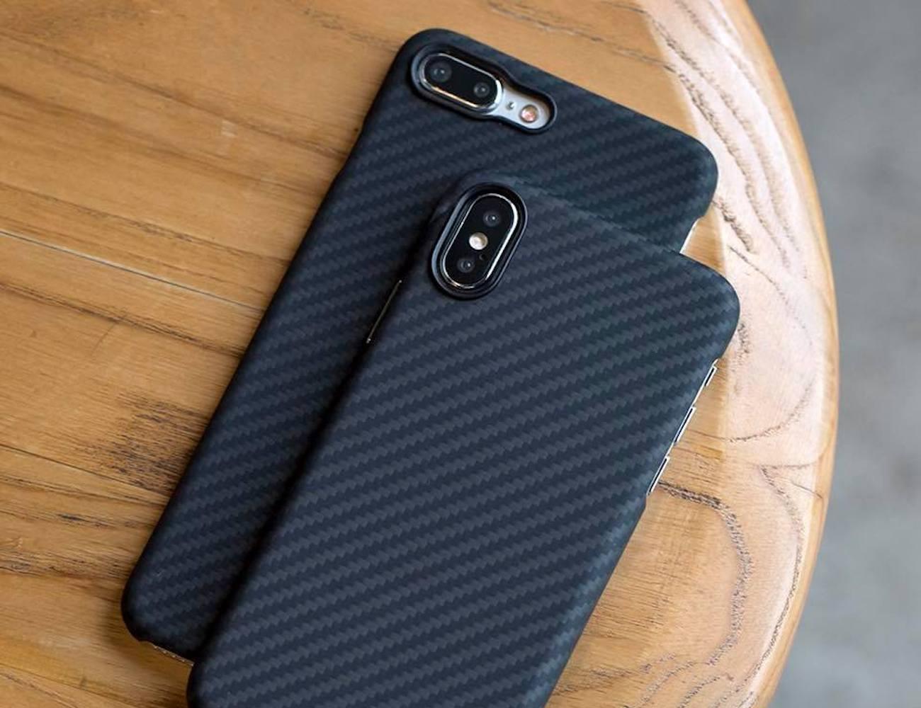 PITAKA MagCase iPhone X Aramid Fiber Case