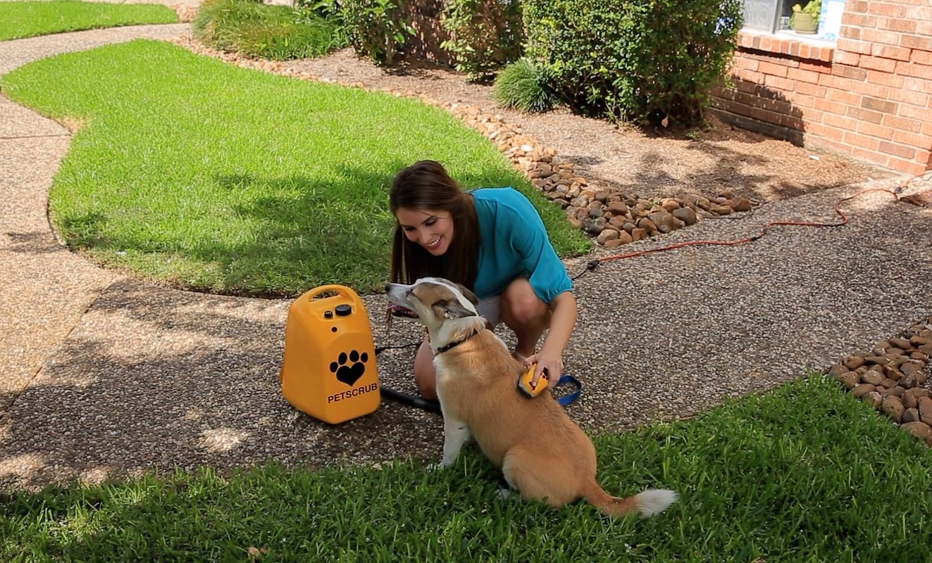 PetScrub Waterless Dog Bath System