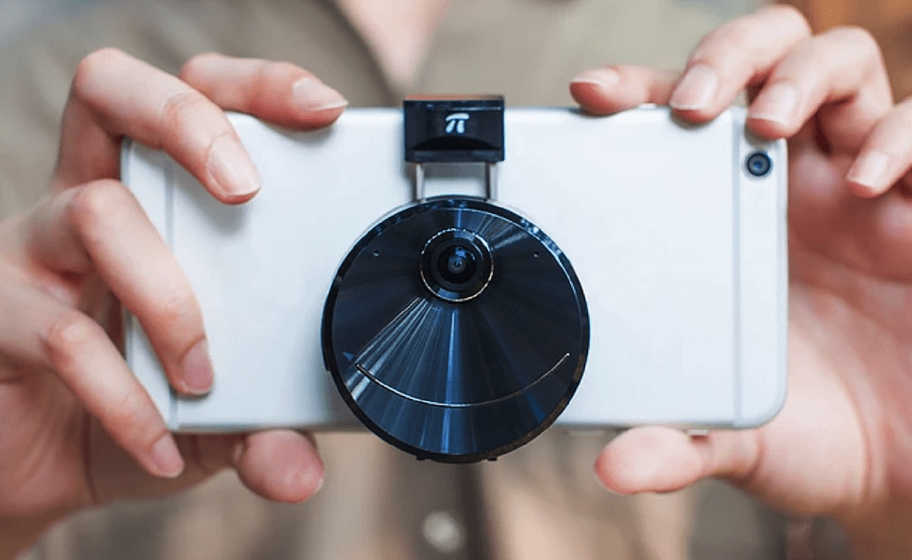 Pi SOLO Immersive Smartphone Camera