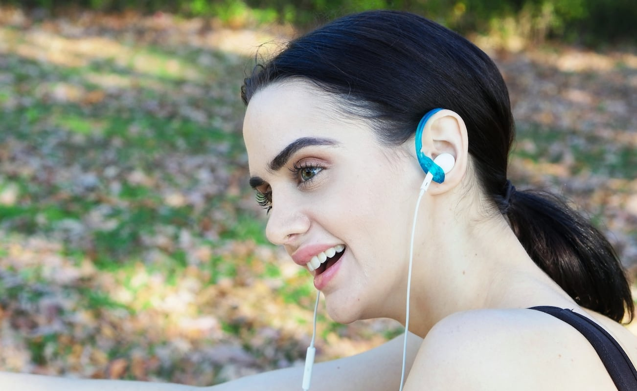 Podbudy Anti-Slip Earphone Hooks