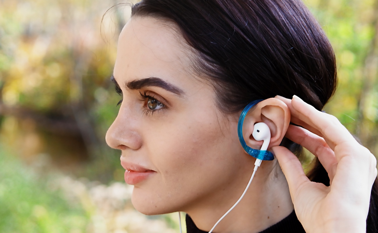 Podbudy Earphone Securing Device
