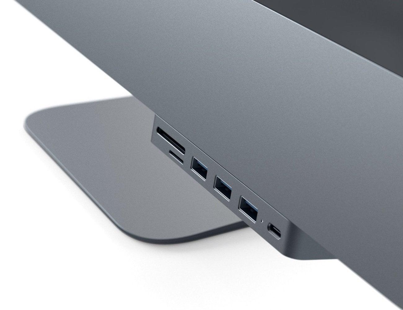 Satechi Type-C iMac Clamp Hub Pro