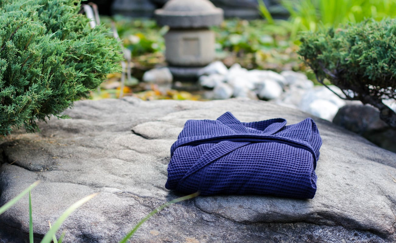 Sento Luxury Japanese Bathrobe