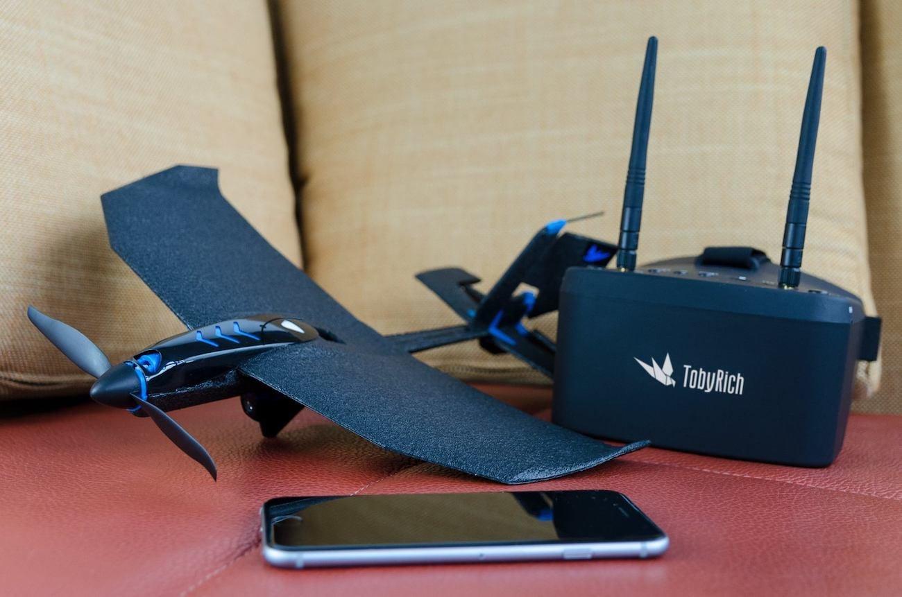 SmartPlane Pro FPV VR Plane