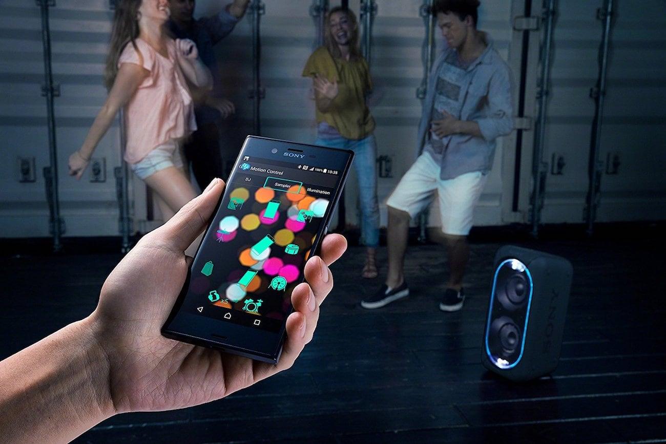 Sony XB60 High Power Portable Speaker