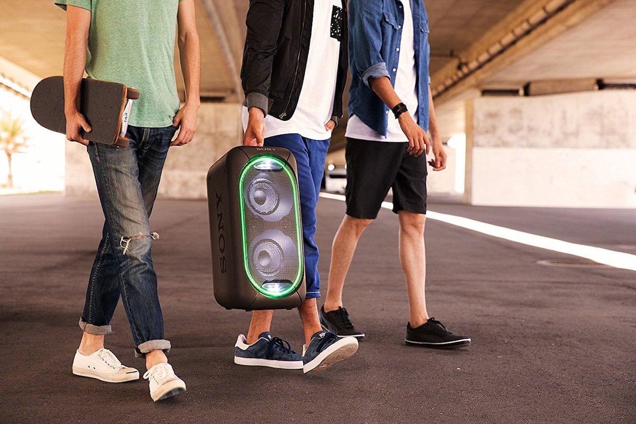 Sony XB60 High Power Portable Speaker