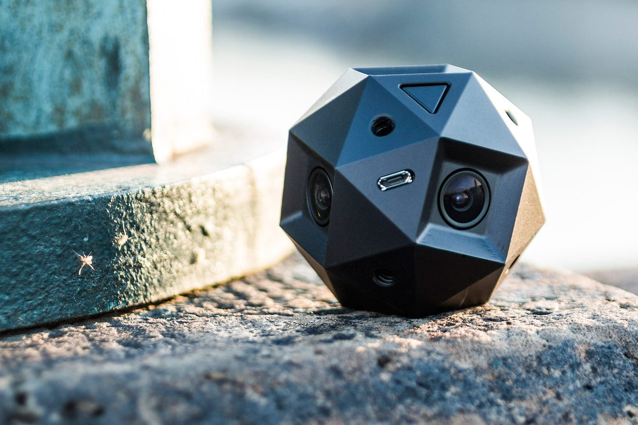 Sphericam 2 Professional 360° Camera